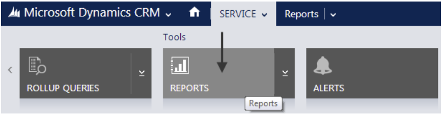 Dynamics 365 Wizard Reports