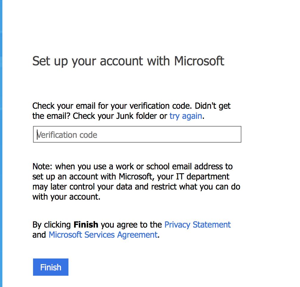 Enter Verification Code