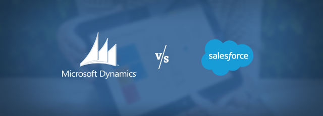 Dynamics CRM v. Salesforce