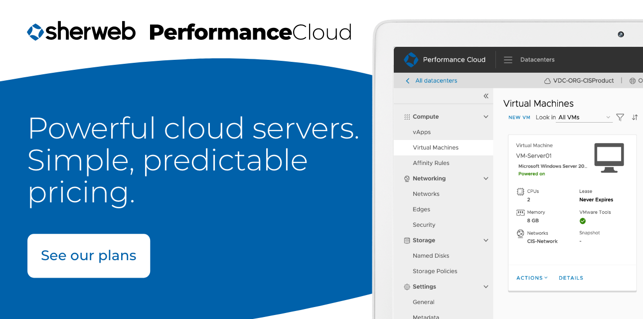 Everything you need to know about Performance Cloud powered by VMware