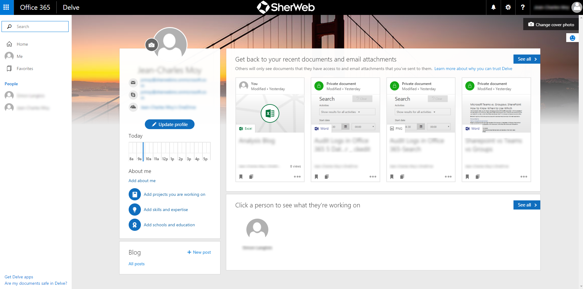 How to Leverage Office 365 Collaboration Tools-Delve