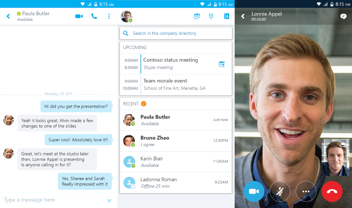 How to Leverage Office 365 Collaboration-Skype