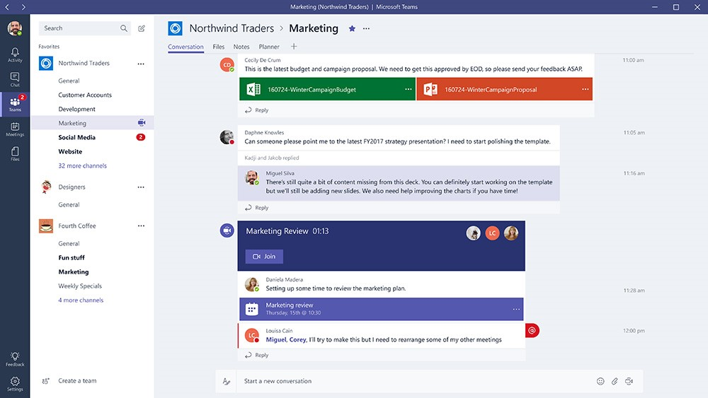 How to Leverage Office 365 Collaboration-Teams