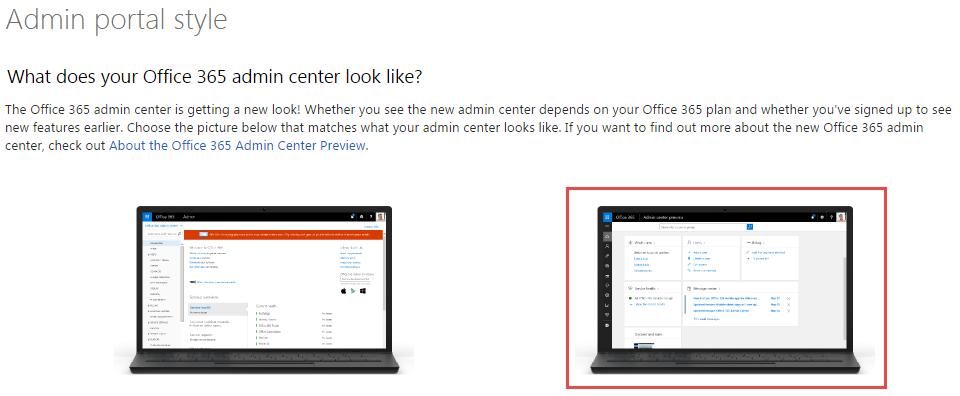 Admin Portal Style