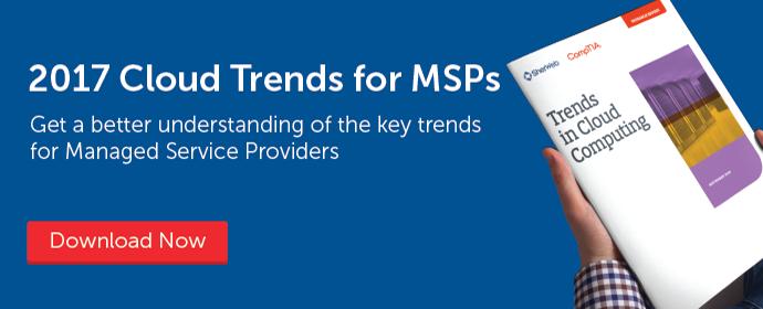 MSP Cloud Trends Blog CTA