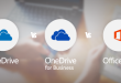 One Drive VS One Drive Business-01