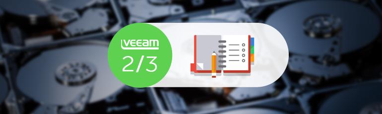 Veeam Offsite Backup Best Practices