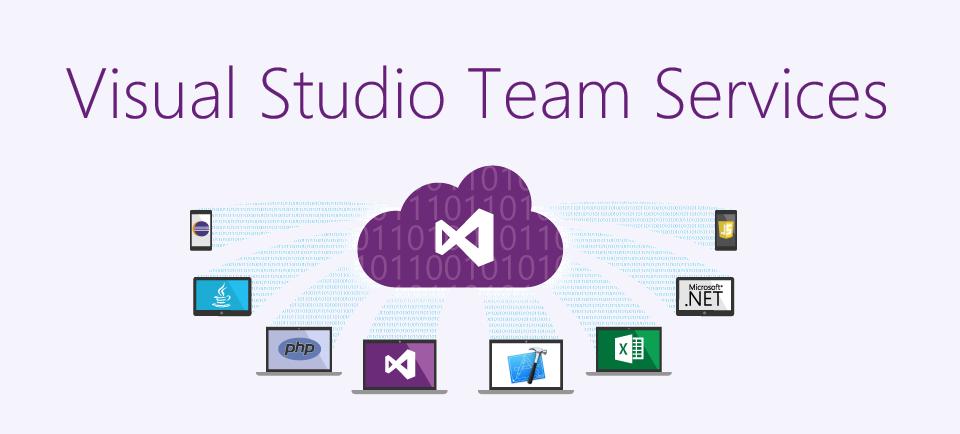 Setting up a Dynamics 365 practice: Visual Studion Team Servies