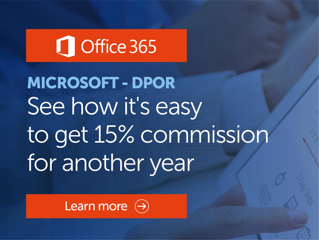 Microsoft - DPOR