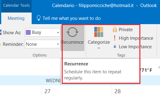 Outlook Calendario.Outlook Calendars Are You Getting The Most Out Of Yours