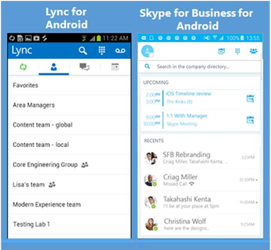 What is Skype for Business blog