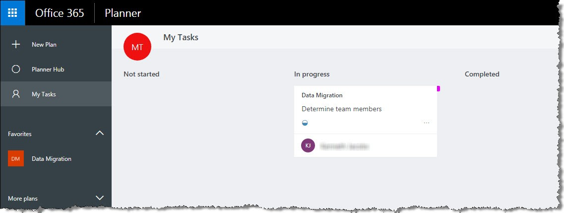 Microsoft Planner vs Microsoft Project: Image 5