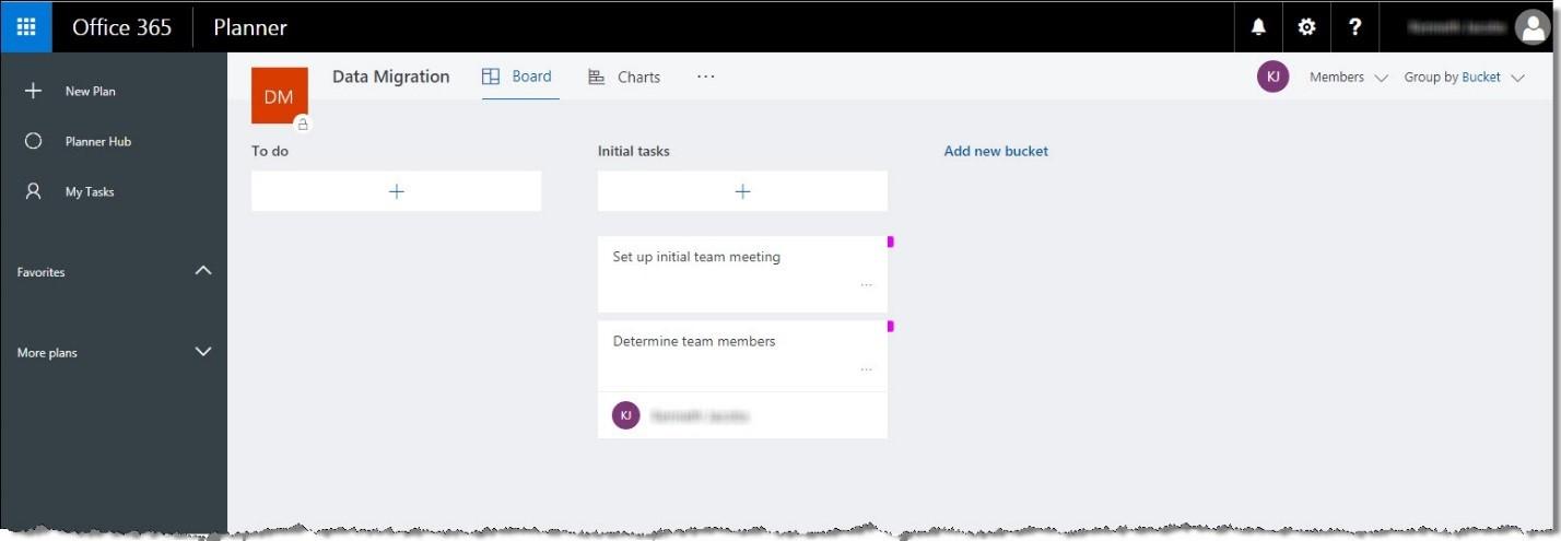 Microsoft Planner vs Microsoft Project: Image 7
