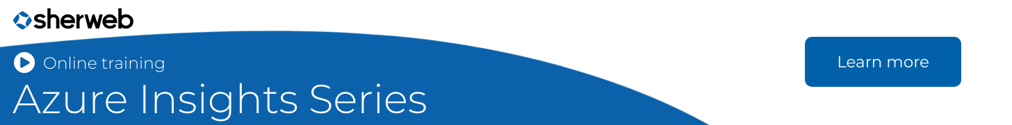 Azure Insights Series