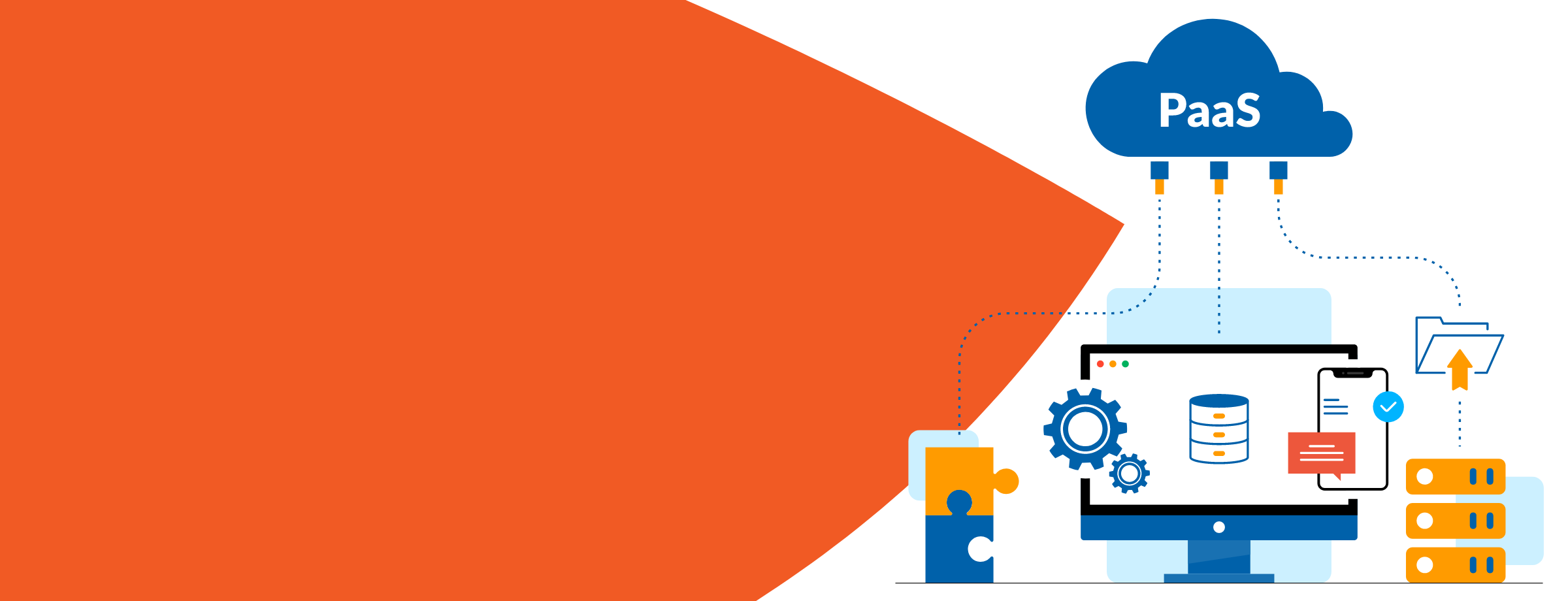 What is Microsoft Azure Platform-as-a-Service (PaaS)?