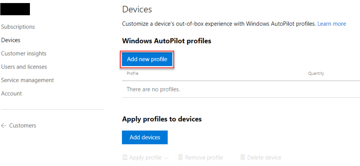 Windows AutoPilot: Configure PCs in One Click | SherWeb