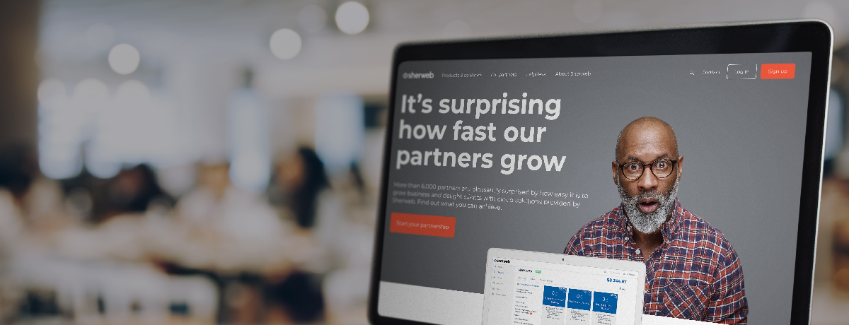 Discover Sherweb: new look, same commitment to our partners