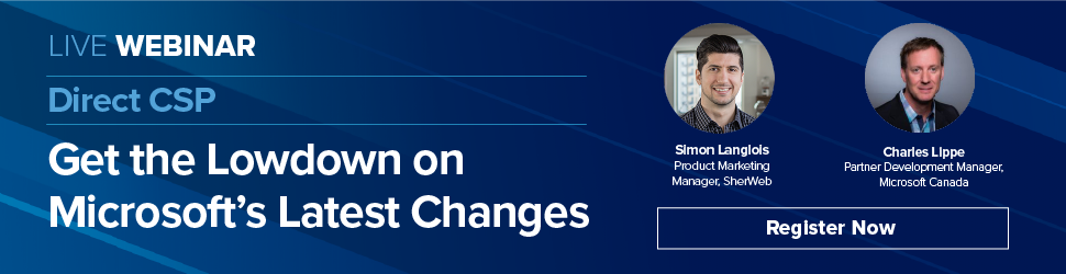 Microsoft Direct CSP Changes