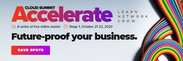 Register for Accelerate 2020