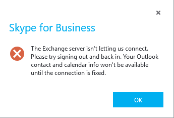 Skype For Business Client Address Book
