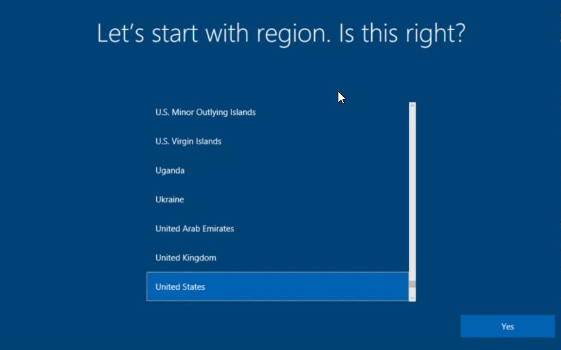 Windows Autopilot: Image D