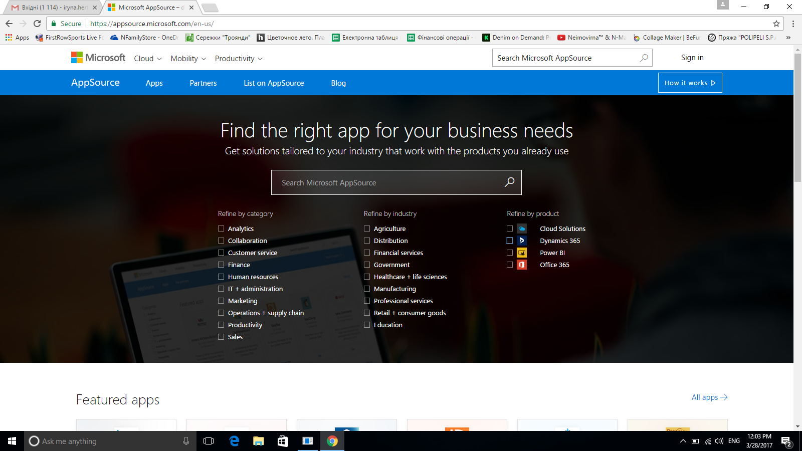 8 Dynamics 365 Apps You Should Be Using From Microsoft AppSource