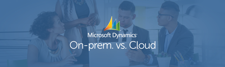 Deploying a CRM: on Your Infrastructure or in the Cloud?