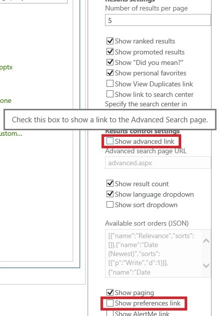 Displaying Relevant Information with SharePoint Search