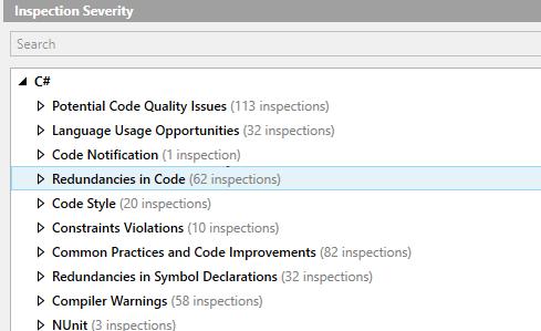 How we Enforce Coding
