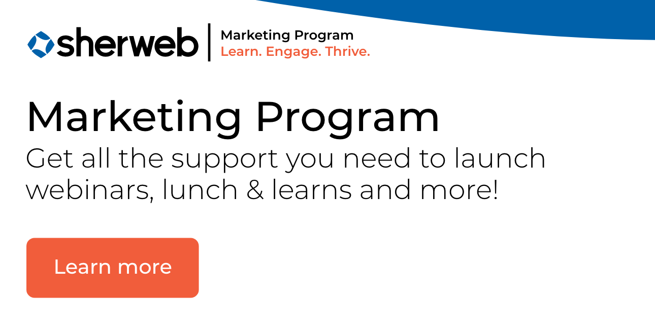 Sherweb Marketing Program