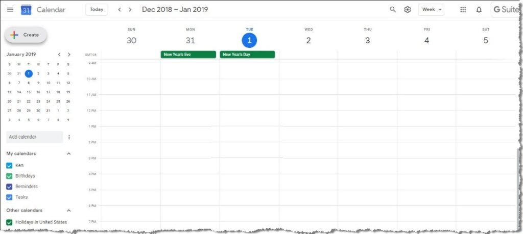 Getting the Most out of Google Calendar Online Calendars for Business 1