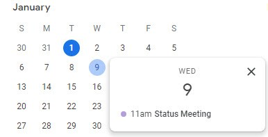 Getting the Most out of Google Calendar Online Calendars for Business 17