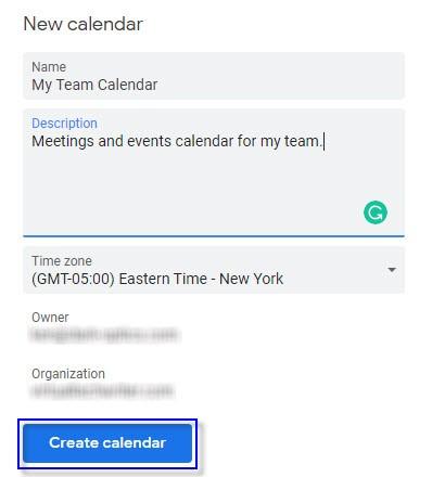 How to Use Google Calendar | SherWeb