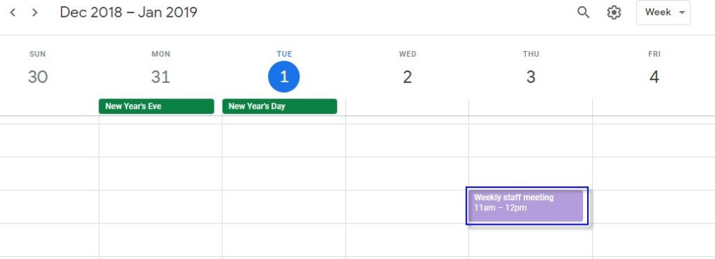 Getting the Most out of Google Calendar Online Calendars for Business 7
