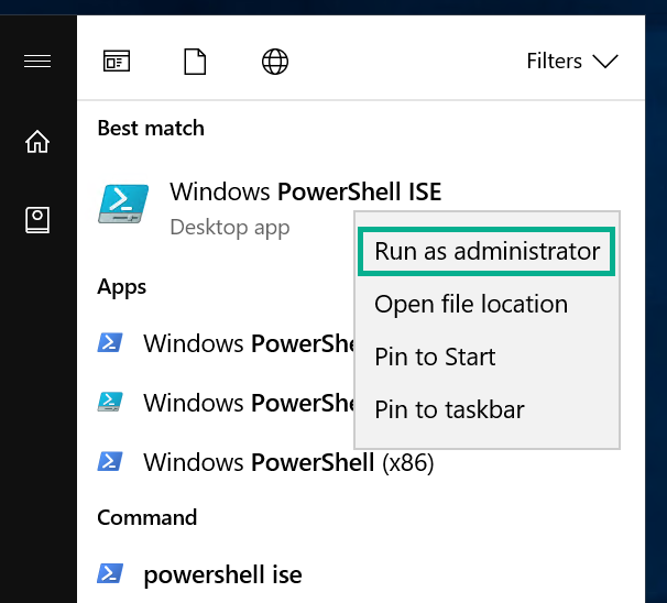Connect to Office 365 using PowerShell Run as Administrator