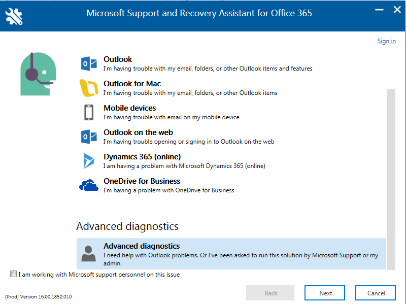 how to use microsoft recovery code