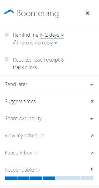 Office 365 Add-in: Email Schedule Image 6