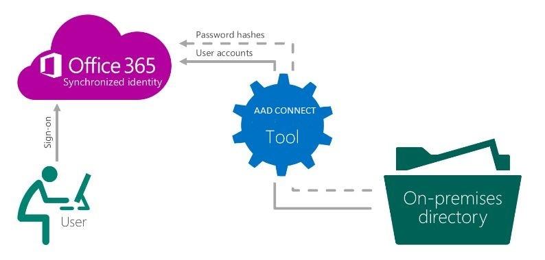 Office 365 Identity Model