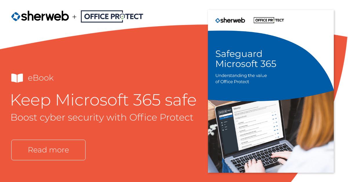 Safeguard Microsoft 365 eBook