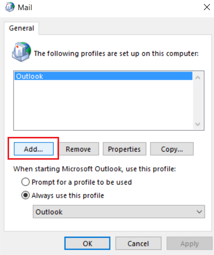 how to create a new shared mailbox in exchange 2007