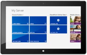 Solution for SMBs: Windows Server 2012 R2 Essentials | SherWeb