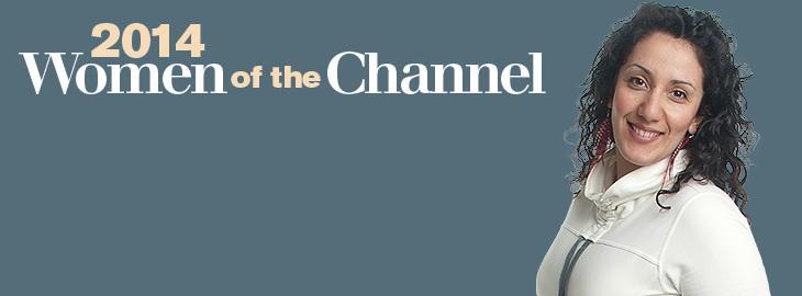 2014 Women of the Channel: Rima Hatoum Recognized by CRN