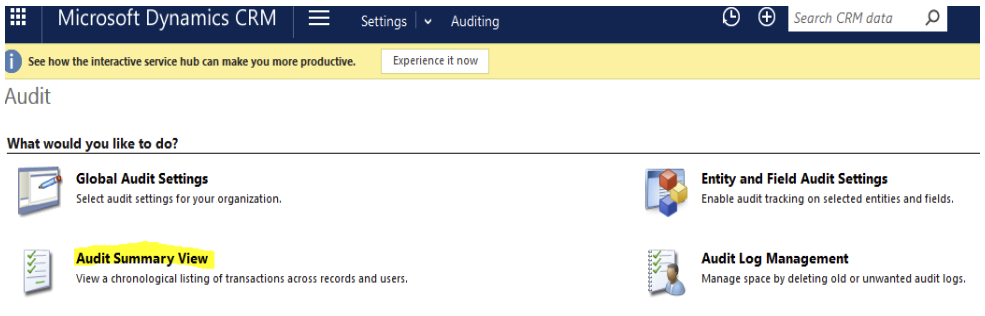 Must Know About Carrying Out Audits in Dynamics 365 | SherWeb