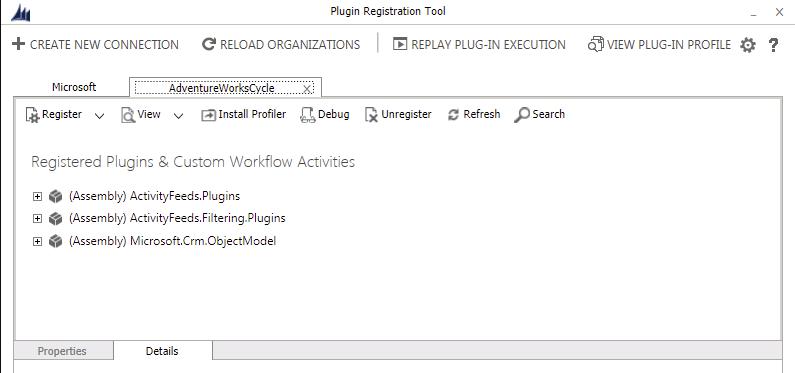 Dynamics CRM Plugins