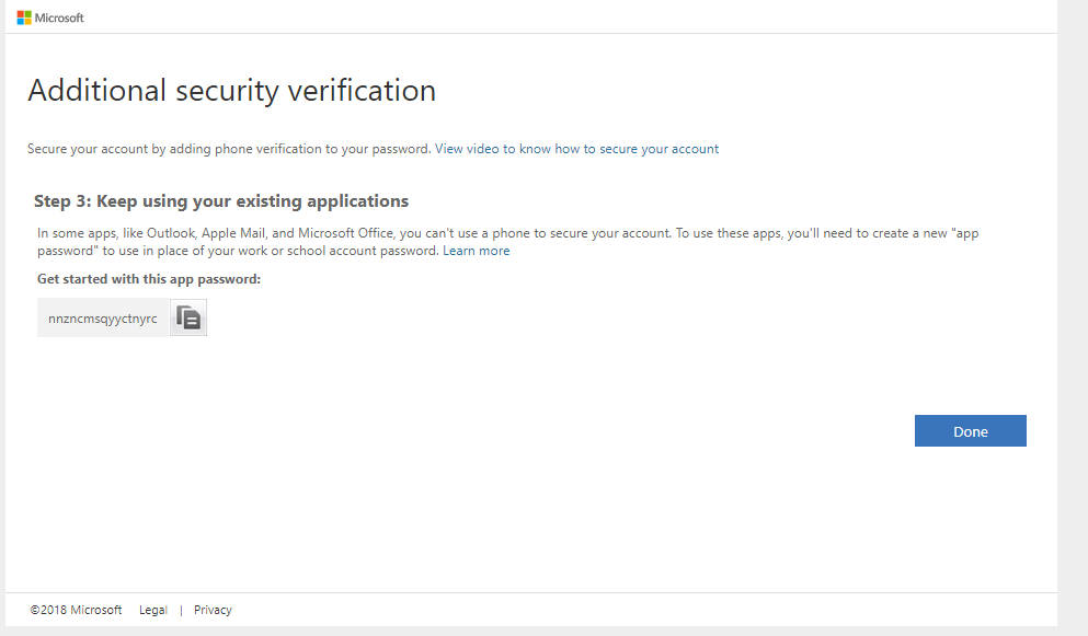 Signing in with multi-factor authentication 6