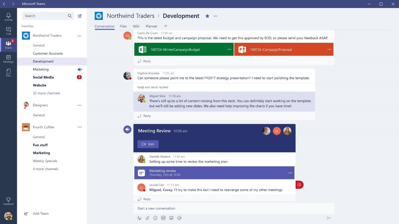 Microsoft Teams vs Skype for Business: What's the Difference