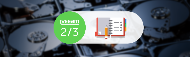 Veeam Offsite Backup Best Practices