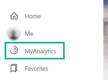What Is Office 365 MyAnalytics-Dashboard