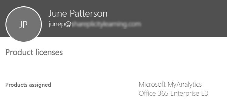 What Is Office 365 MyAnalytics-Screenshot
