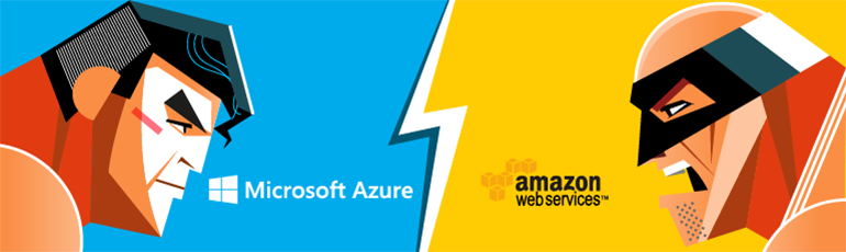 A Public Cloud Comparison: Which of Amazon AWS and Microsoft Azure Cloud Is Best For SMBs?